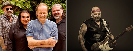 Blues Night mit: Walter Trout und Popa Chubby