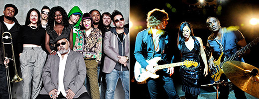 Acid Jazz Night mit Incognito und The Brand New Heavies