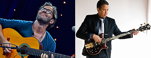 The Return to Leverkusen mit: Al Di Meola & Stanley Clarke
